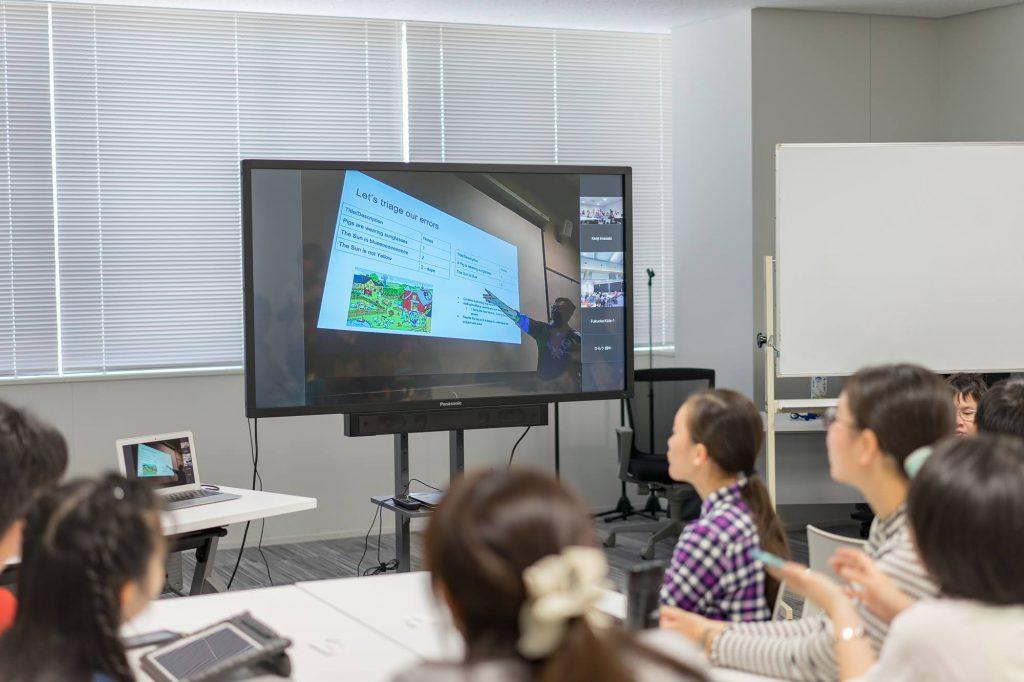【開催レポート】英語で学ぶコンピュータ・サイエンス第3回:デバッグについて楽しく学ぼう