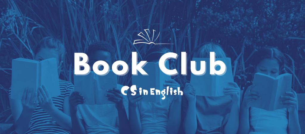 英語で学ぶコンピュータ・サイエンスBookClub参加者募集!